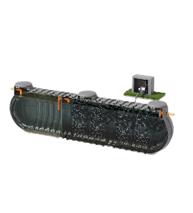 DEPURBLOK je nova paleta monoblok prečistača sa modularnim podzemnim rezervoarima